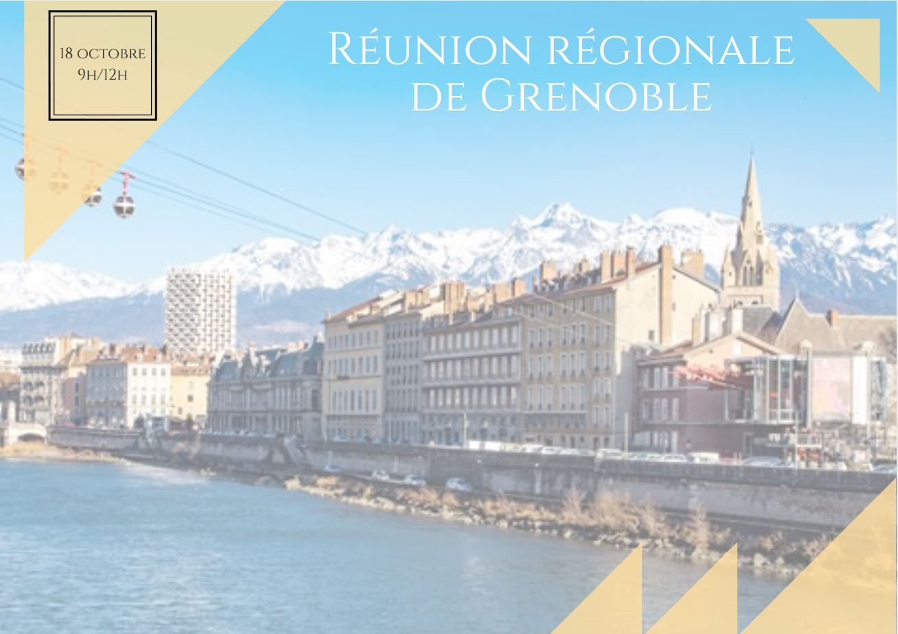 R union r gionale grenoble - Chambre des experts immobiliers ...